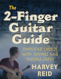 The 2-Finger Guitar Guide cover
