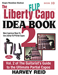 Liberty Tuning Chord Book cover